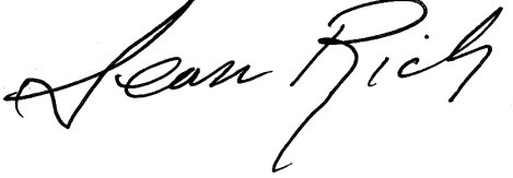 Sean Rich Signature